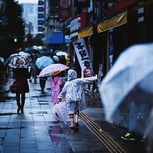 雨アイコン