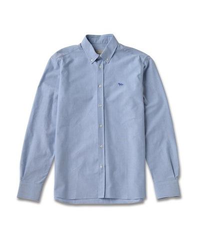 メゾンキツネのシャツ