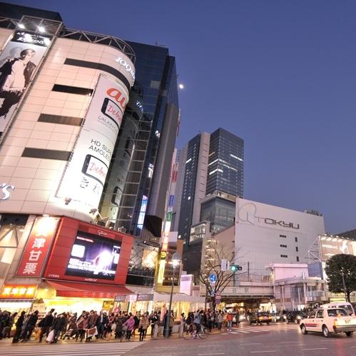 渋谷スクランブルアイコン