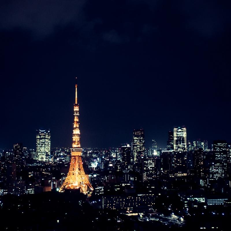 東京夜景アイコン